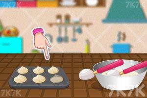 《巧克力草莓泡芙》游戏画面4