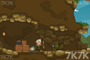 《勇敢的精灵》游戏画面4