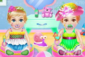 《照顾双胞胎宝宝》截图2