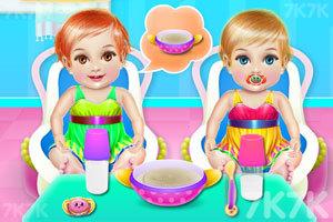 《照顾双胞胎宝宝》截图4