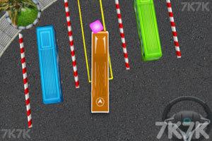 《3D巴士停车场2》游戏画面2