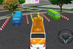 3D巴士停车场2