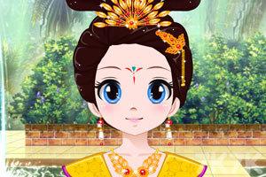 《古装公主娃娃》游戏画面3