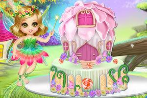 《精灵屋的蛋糕》游戏画面1