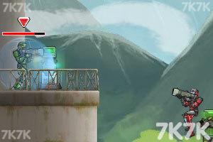 《装甲战士2中文版》游戏画面2