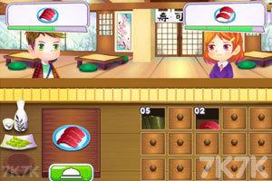 《寿司的小店》游戏画面2