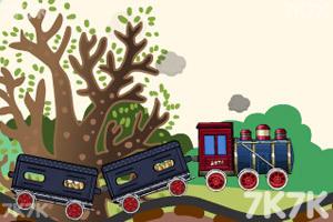 《装卸运煤火车6无敌版》游戏画面2