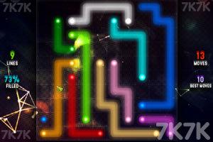 《按点连线》游戏画面2