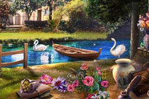 美丽的天鹅河