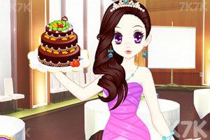 《森迪公主的母亲节蛋糕》游戏画面3