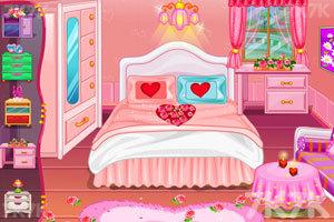 《婚房的布置》游戏画面1