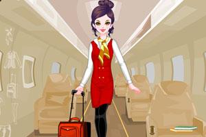 《空中女孩》游戏画面1