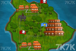 《城堡纸牌战3》截图2