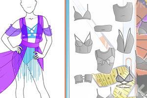 《时尚工作室的节日装》游戏画面4