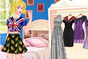 《公主的时尚拍摄》游戏画面2