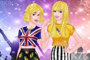 《公主的时尚拍摄》游戏画面3