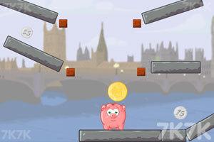 《吃金币的小猪》游戏画面5