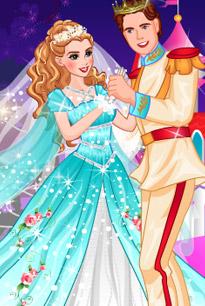 公主婚礼舞会
