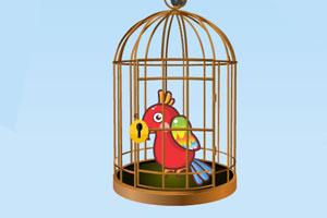 《帮鹦鹉逃离笼子》游戏画面1