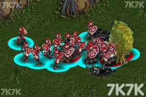 《魔法骑士战争无敌版》游戏画面4