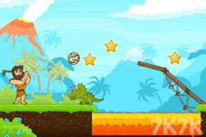 《野人高尔夫》游戏画面2