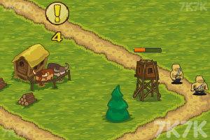 《岛屿防御战中文版》游戏画面3