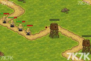 《岛屿防御战中文版》游戏画面6