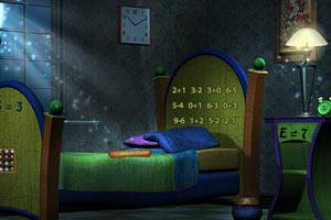 《逃出秘密卧室》游戏画面1