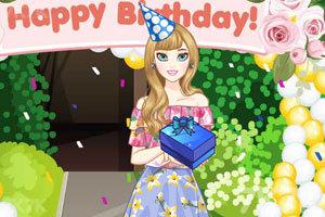 《米娜的生日派对》游戏画面3