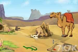 《救援沙漠骆驼》游戏画面1
