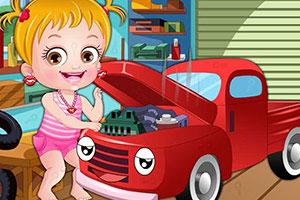 《可爱宝贝找钥匙》游戏画面1