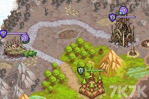 《城邦争霸中文版1.1.3》游戏画面1