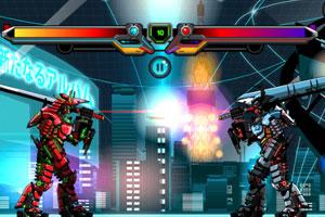 《战斗机器人武士时代》游戏画面1
