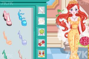 《王子和人鱼公主的婚礼》游戏画面3