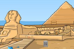 《逃出沙漠南部》游戏画面1