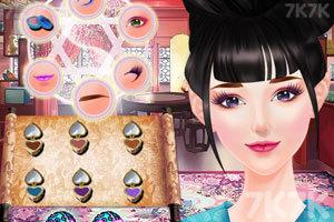 《古装公主》游戏画面2