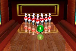 《保龄球大师》游戏画面1