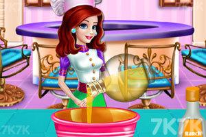 《香脆的烤鸡肉》游戏画面2
