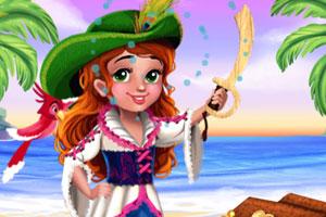 《海盗公主寻宝》游戏画面1