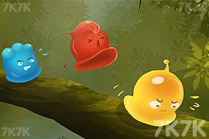 《可爱布丁丛林遇险记》游戏画面1