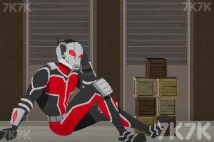 《蚁人跑酷》游戏画面3