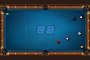 《迷人的台球桌》游戏画面1