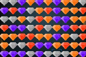 《消除钻石》游戏画面1