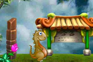 《逃离恐龙冒险岛》游戏画面1