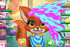 《威克斯的发型》游戏画面2