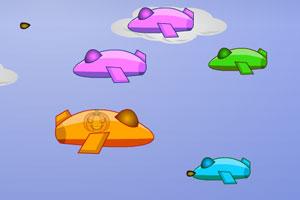 《南瓜防空》游戏画面1