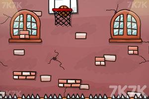 《篮球进框》游戏画面1