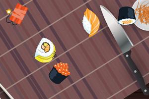 疯狂的寿司忍者