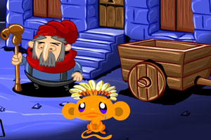 《逗小猴开心系列33》游戏画面1