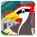 营救可爱的啄木鸟